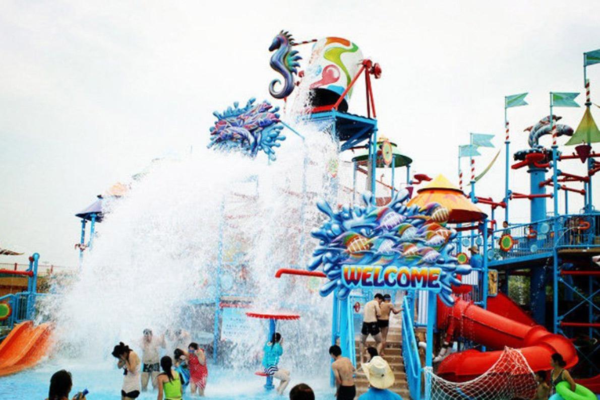南京欢乐水世界